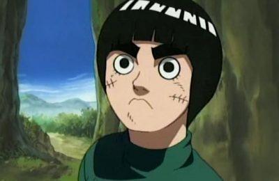 Lông mày sâu róm rậm rạp xấu hay đẹp? lông mày sâu róm trong Naruto