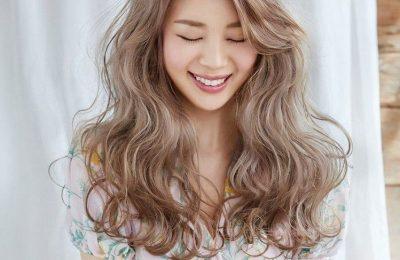 Những kiểu tóc xoăn dài hot nhất 2020