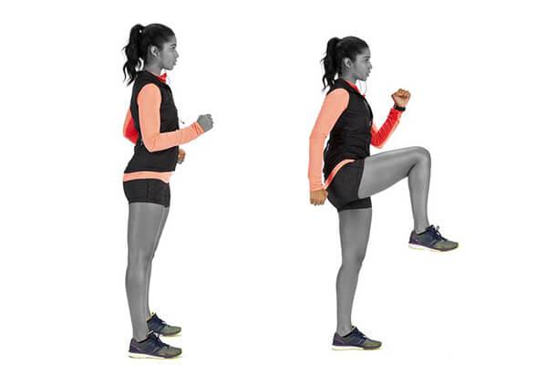 chạy bộ có giúp giảm mỡ bụng