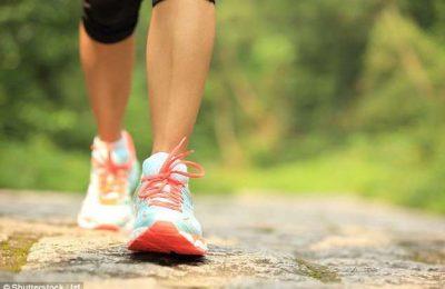 đi bộ thể dục